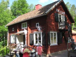 Klockargården i Askersund